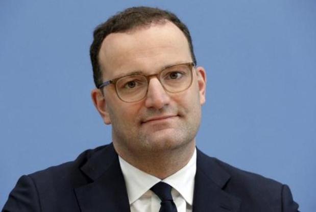 Coronavirus - Duitse minister van Volksgezondheid test positief op corona