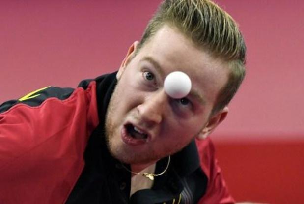 Tournoi de qualification olympique de tennis de table par équipes - Pas de JO pour la Belgique, battue par la Slovaquie