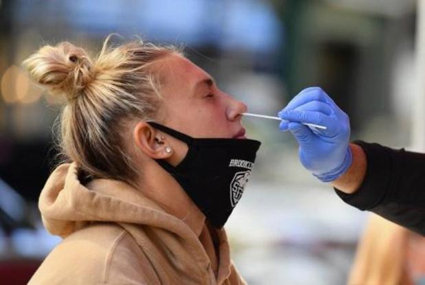 Recordaantal van 150.000 nieuwe dagelijkse besmettingen in VS