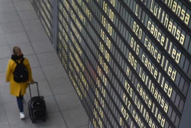 Encore 11 vols annulés à Brussels Airport au 2e jour de la grève chez Lufthansa