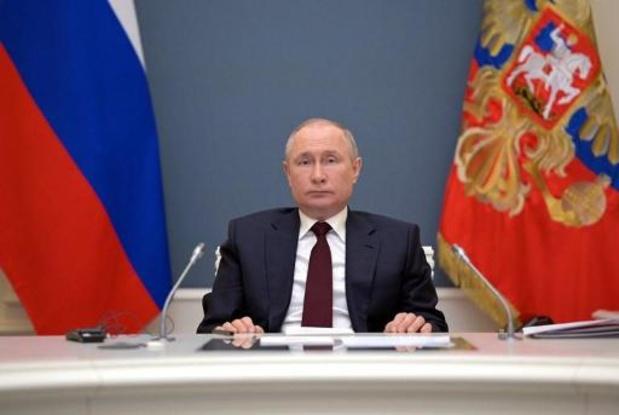 Tien dagen vakantie in Rusland om tegen COVID-19 te strijden