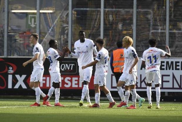 Antwerp-Genk et Anderlecht-Gand en matches d'alignement de la 5e journée mercredi et jeudi