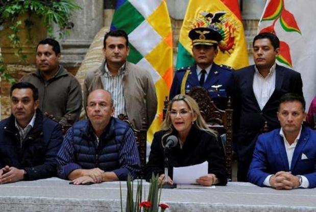 Onrust Bolivia - Parlement keurt nieuwe verkiezingen zonder Evo Morales goed