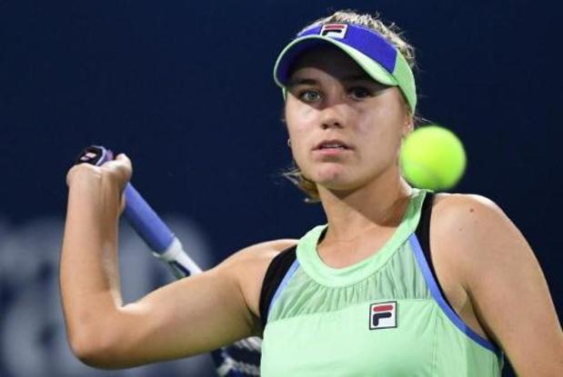 Sofia Kenin remporte son 5e titre WTA et son 2e tournoi de l'année à Lyon