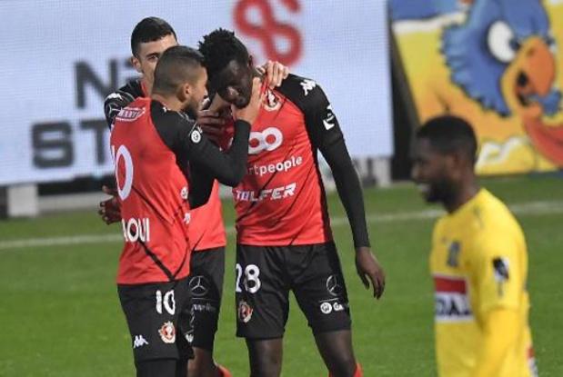 1B Pro League - Seraing partage à Westerlo et l'Union Saint-Gilloise compte 7 points d'avance