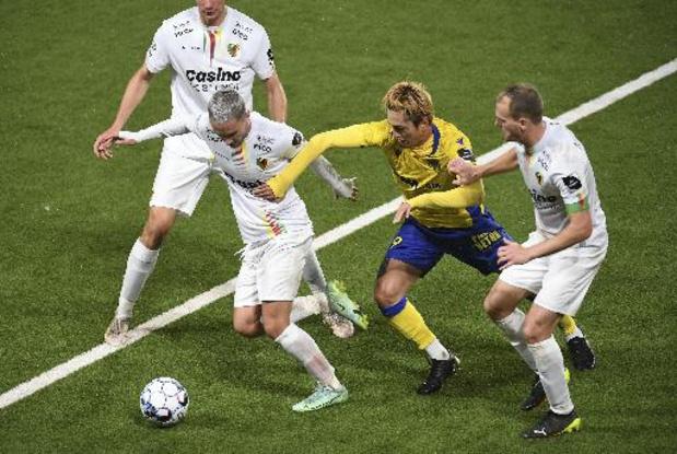 Jupiler Pro League - Saint-Trond et Ostende partagent l'enjeu (1-1) après un match pauvre en occasions