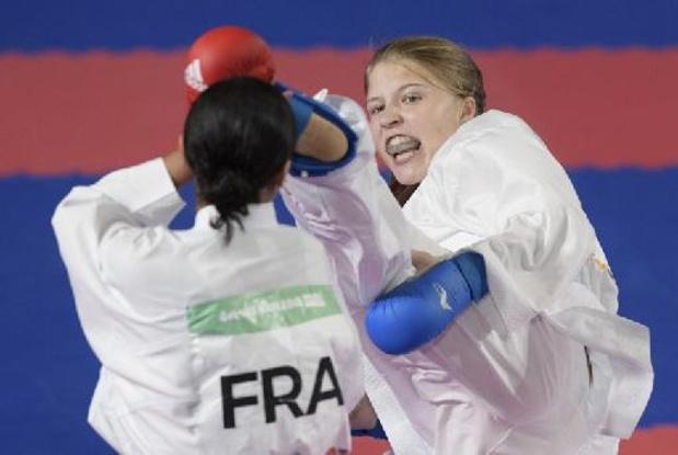 La karatéka russe Chernysheva, positive au Covid-19, doit renoncer aux Jeux
