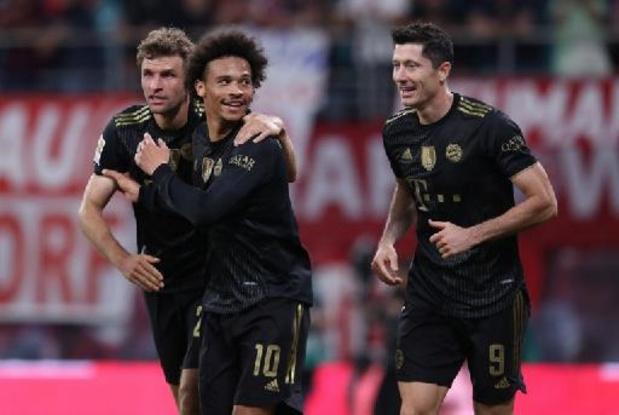 Bundesliga - Le Bayern en passe 4 à Leipzig