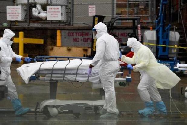Coronavirus - Le virus a fait 1.783 morts aux Etats-Unis en 24 heures