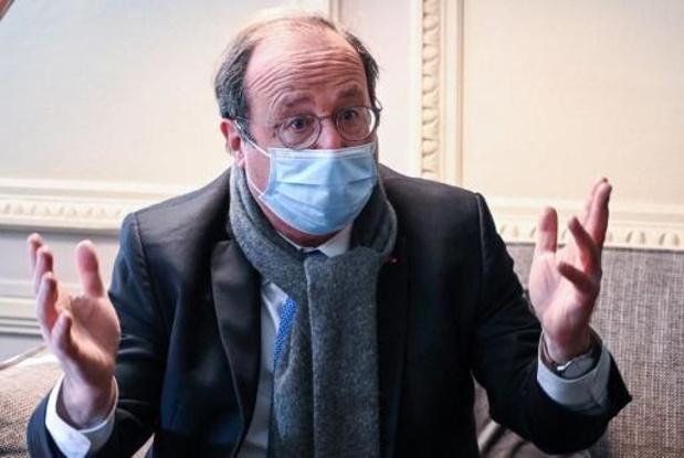 """Procès Sarkozy - Hollande """"n'accepte pas les attaques répétées contre la justice"""""""