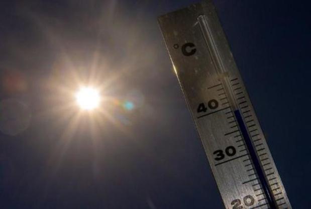 Record de température journalier pour la 3e fois consécutive à Uccle avec 16,5 degrés
