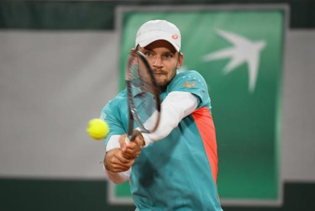 European Open - David Goffin débutera au 2e tour face à Luca Nardi ou un qualifié