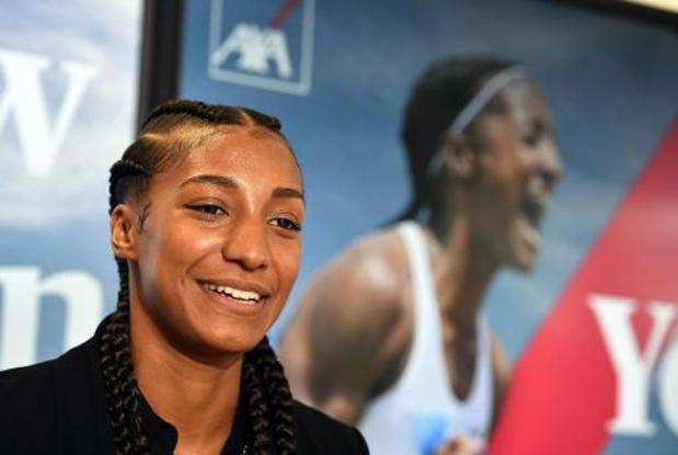 Championnats de Belgique d'athlétisme en salle : Nafi Thiam courra le 60m haies face à Eline Berings