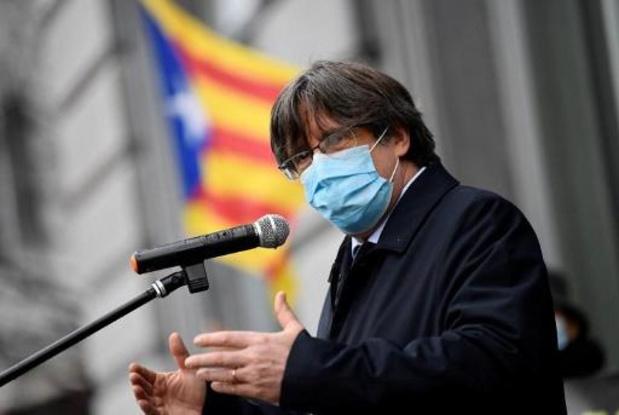 En Espagne, la levée de l'immunité de trois eurodéputés catalans divise