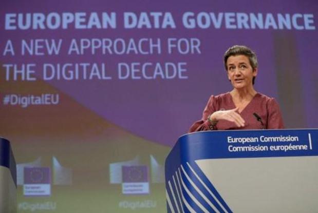 Europese Commissie wil meer vertrouwen in datadelen