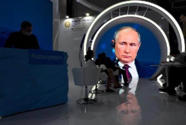 Poetin heeft geen probleem met Biden en wil betere relatie