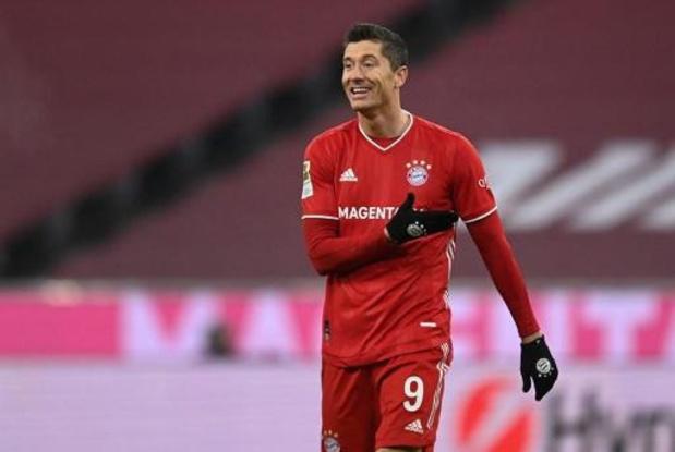 Robert Lewandowski élu Joueur de l'année 2020 devant Lionel Messi et Cristiano Ronaldo
