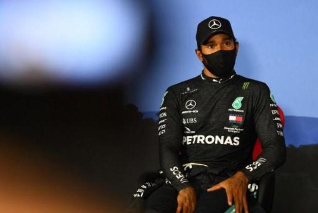 GP d'Autriche: podium sur la grille, avec masques et... chariots télécommandés