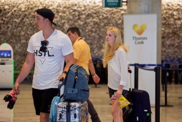 Des voyageurs belges de Thomas Cook doivent rentrer plus tôt de Tunisie