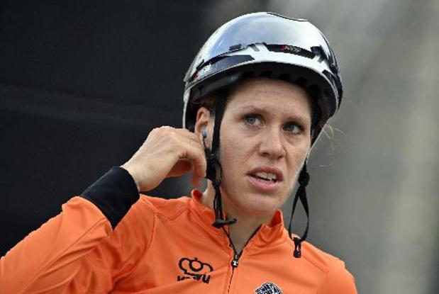 La Néerlandaise Van Dijk forfait pour la Flèche Brabançonne et l'Amstel à cause du virus