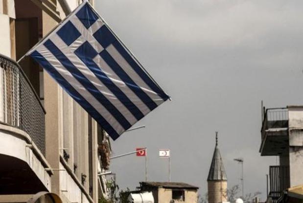 Explorations turques en mer Egée: la Marine grecque en alerte