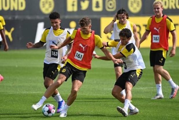Les Belges à l'étranger - Déchirure musculaire pour Thomas Meunier pour son premier match avec Dortmund