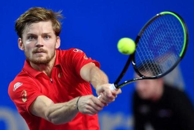 ATP Cincinnati - David Goffin débutera face à Borna Coric au 2e tour