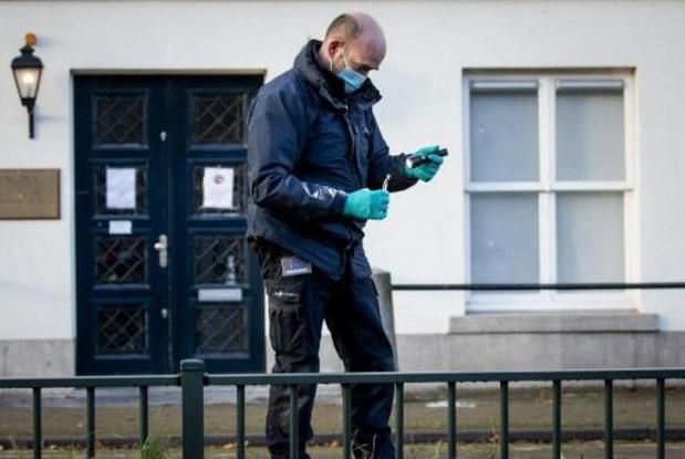 Des coups de feu sur l'ambassade saoudienne à La Haye