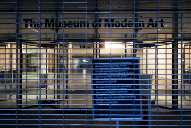 Coronavirus - Le musée MoMA de New York annonce à son tour sa réouverture