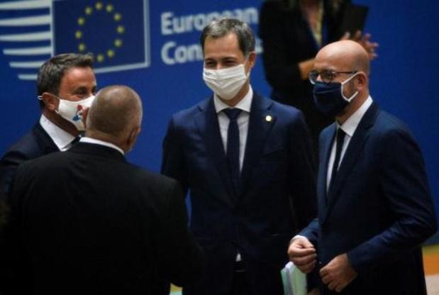 Europese top - Nog geen compromis over Europese aanpak Turkije