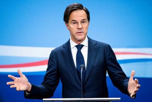 Les Pays-Bas prolongent les restrictions jusqu'au 9 février