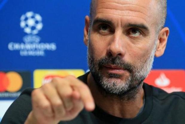 """Pep Guardiola doet opvallende uitspraak: """"Geen ramp als we Champions League niet winnen"""""""