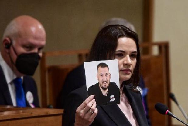 Bélarus: début du procès du mari de la cheffe de l'opposition