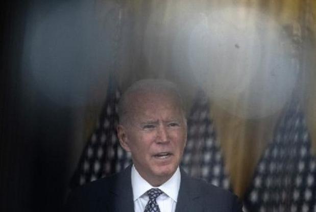 """Biden dit ne pas pouvoir garantir """"l'issue finale"""" de l'opération d'évacuation à Kaboul"""