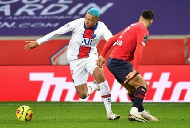 Coupe de France - Choc entre le PSG et Lille en huitièmes de finale