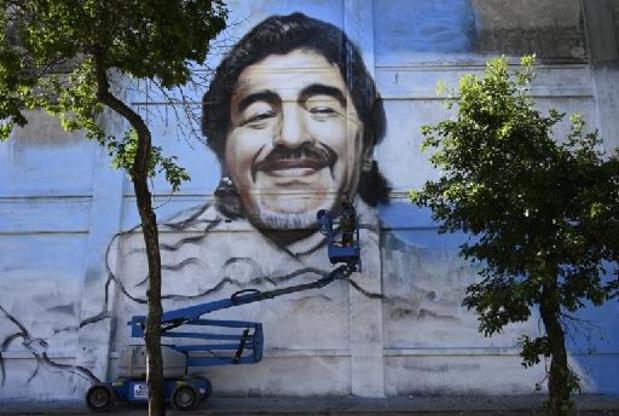 """Maradona """"abandonné à son sort"""" : la justice argentine reçoit le rapport d'experts"""