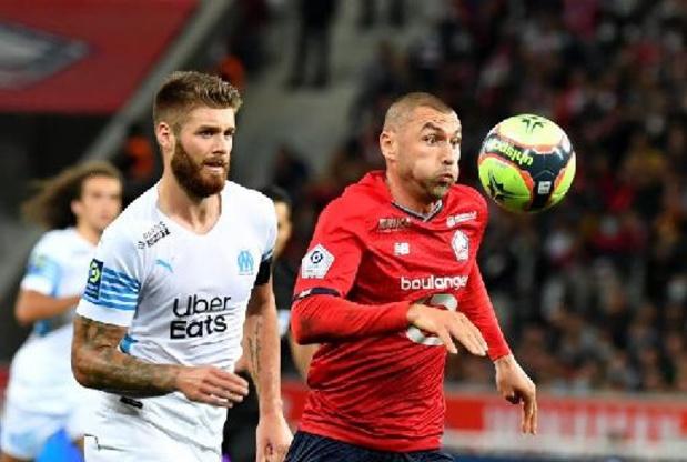 Les Belges à l'étranger - Lille et Amadou Onana disposent de Marseille