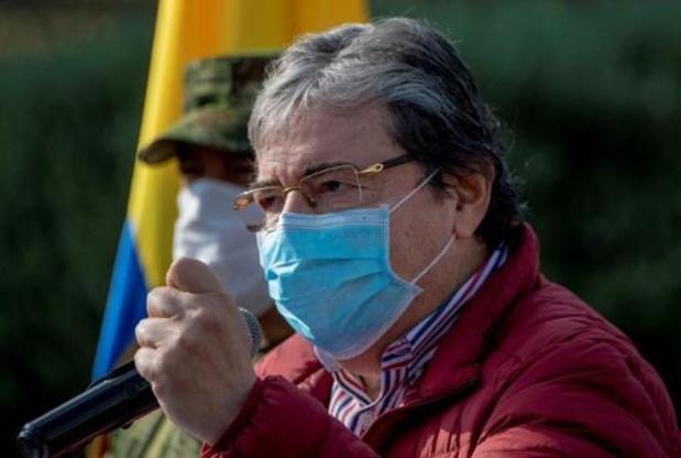 Colombiaanse defensieminister overlijdt aan COVID-19