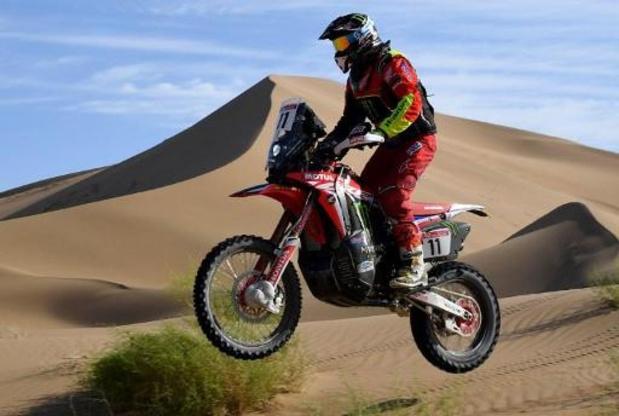 Dakar 2020: Joan Barreda (Honda) gagne la 7e étape moto endeuillée par la mort de Paulo Gonçalves