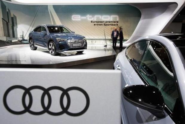 Audi Brussels prépare la relance de sa production
