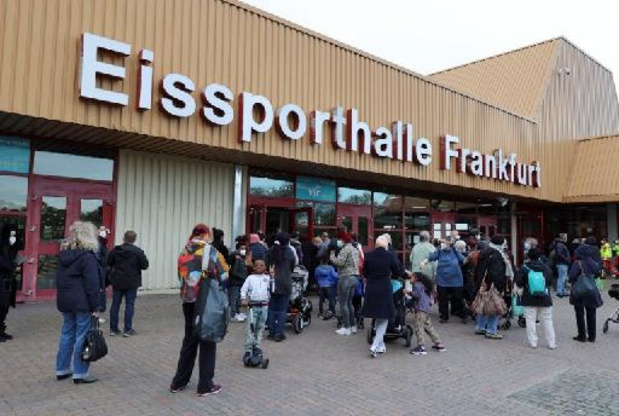 Bom uit WO II veilig tot ontploffing gebracht in Frankfurt