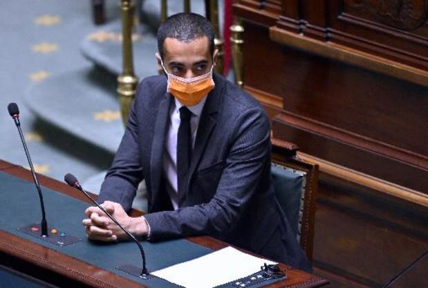"""Blocage au kern sur le projet de """"droit de visite"""" de Sammy Mahdi"""