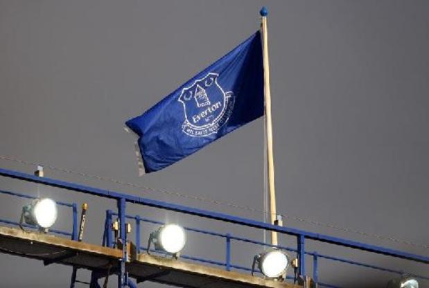 Le club d'Everton suspend un joueur visé par une enquête policière
