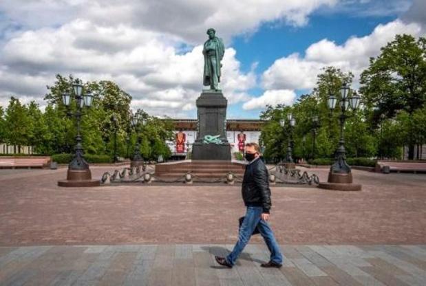 Hoogste aantal doden in Rusland
