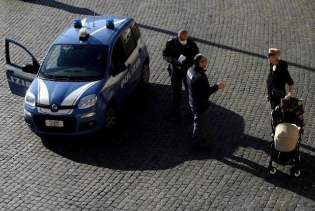 Italiaanse gemeente onder quarantaine geplaatst na begrafenisstoet