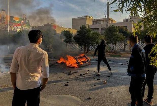 Téhéran accuse Washington d'ingérence