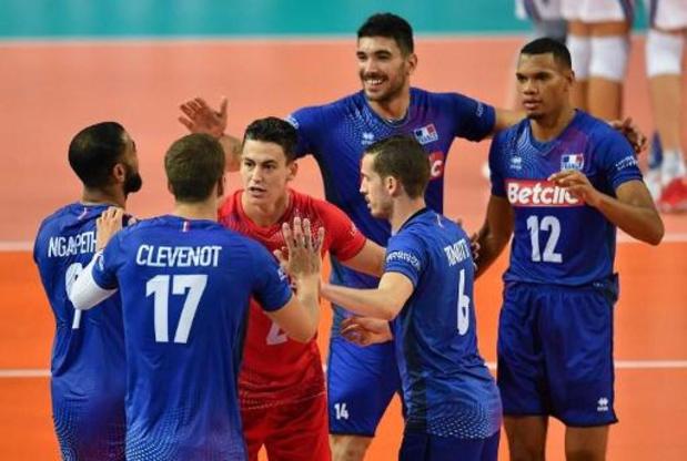 Euro de volley (m) - L'Italie bat la Turquie et complète le tableau des quarts de finale