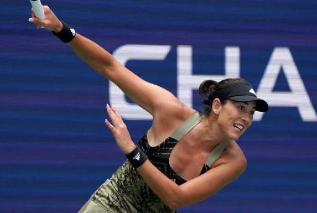 WTA Chicago - Neuvième titre WTA pour Garbine Muguruza, qui s'approche du Masters de fin de saison