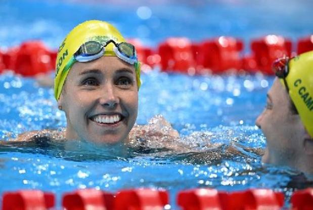 JO 2020 - Titrée aussi avec le 4x100 4 nages, McKeon gagne une 7e médaille, la 4e en or, dans ces JO