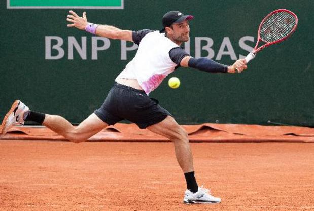 Wimbledon - Sander Gillé en huitièmes de finale du double mixte